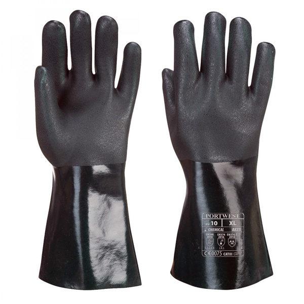 Γάντια Χημικής Προστασίας