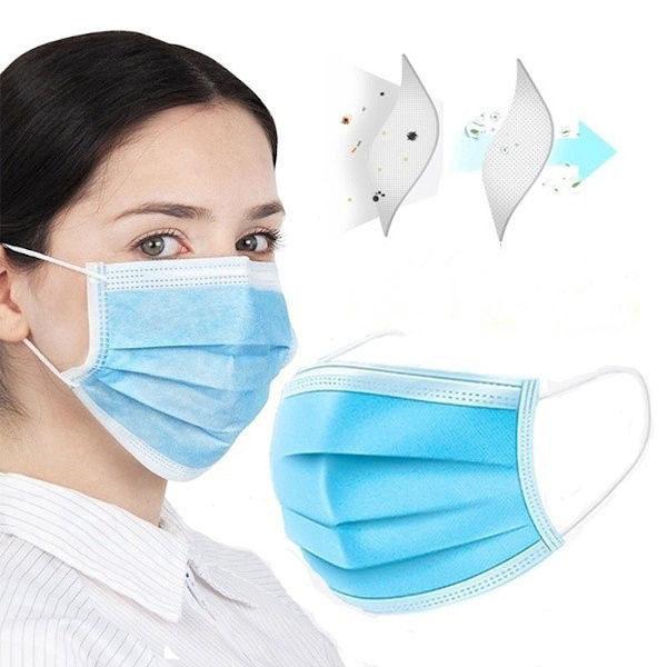 Μάσκες Μίας Χρήσης