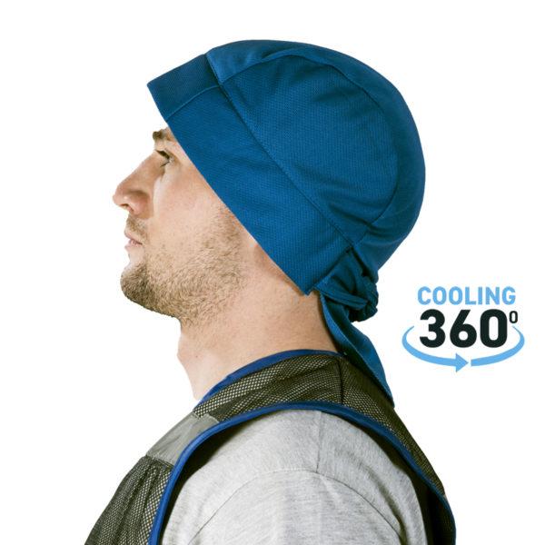 Ειδικά Ενδύματα-Αξεσουάρ Ψύξης (COOLING)